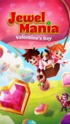 Jewel Mania: Valentine's Day Samsung Galaxy Pocket S5300 Game