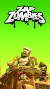 Zap Zombies: Bullet Clicker Android Mobile Phone Game