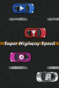 Super Highway Speed: Car Racing Android Mobile Phone Game