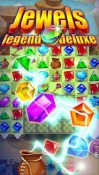 Jewels Legend Deluxe Android Mobile Phone Game