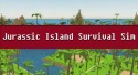 Jurassic Island: Survival Simulator Android Mobile Phone Game