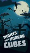 Nights With Horror Cubes Android Mobile Phone Game