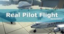 Real Pilot Flight Simulator 3D Android Mobile Phone Game