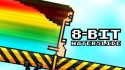 8-bit Waterslide Android Mobile Phone Game
