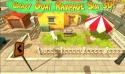 Crazy Goat Rampage Sim 3D Android Mobile Phone Game