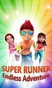 Super Runner: Endless Adventure Samsung Galaxy Pocket S5300 Game