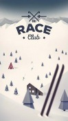Ski Race Club Android Mobile Phone Game