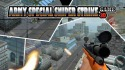 Army Special Sniper Strike Game 3D QMobile NOIR A2 Classic Game