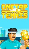 One Tap Tennis Android Mobile Phone Game