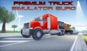 Premium Truck Simulator Euro Samsung Galaxy Pocket S5300 Game