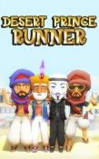 Desert Prince Runner Android Mobile Phone Game