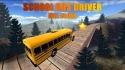 School Bus Driver: Hill Climb QMobile NOIR A8 Game