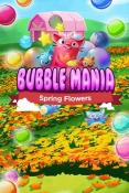 Bubble Mania: Spring Flowers G'Five Bravo G9 Game