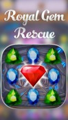 Royal Gem Rescue: Match 3 Android Mobile Phone Game
