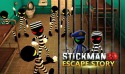 Stickman Escape Story 3D Android Mobile Phone Game