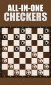All-in-one Checkers Android Mobile Phone Game