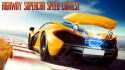 Highway Supercar Speed Contest Samsung Galaxy Ace Duos S6802 Game