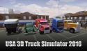 USA 3D Truck Simulator 2016 Android Mobile Phone Game
