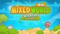 Mixed World: Weekend QMobile NOIR A8 Game