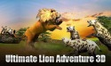 Ultimate Lion Adventure 3D Samsung Galaxy Tab 2 7.0 P3100 Game