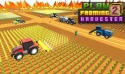 Blocky Plow Farming Harvester 2 Android Mobile Phone Game