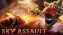 Sky Assault: 3D Flight Action Android Mobile Phone Game