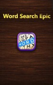 Word Search Epic Android Mobile Phone Game