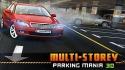 Multi-storey Car Parking Mania 3D QMobile NOIR A8 Game