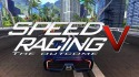 Speed Racing Ultimate 5: The Outcome QMobile NOIR A8 Game