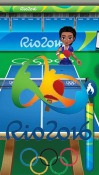 Rio 2016: Olympic Games. Official Mobile Game Samsung Galaxy Tab 2 7.0 P3100 Game