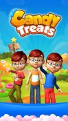 Candy Treats Samsung Galaxy Tab 2 7.0 P3100 Game