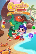 Cupcake Mania: Galapagos QMobile Noir A6 Game