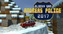 Blocky San Andreas Police 2017 Android Mobile Phone Game