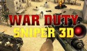 War Duty Sniper 3D Android Mobile Phone Game