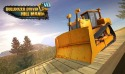 Bulldozer Driving 3d: Hill Mania Android Mobile Phone Game