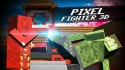 Cube Pixel Fighter 3D Android Mobile Phone Game