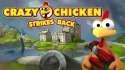 Crazy Chicken Strikes Back QMobile Noir A6 Game
