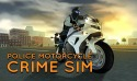 Police Motorcycle Crime Sim QMobile Noir A6 Game
