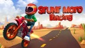 Stunt Moto Racing Android Mobile Phone Game