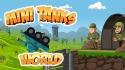 Mini Tanks World: War Hero Race Android Mobile Phone Game