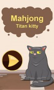 Mahjong: Titan Kitty Android Mobile Phone Game