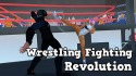 Wrestling Fighting Revolution Android Mobile Phone Game