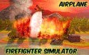 Airplane Firefighter Simulator Android Mobile Phone Game