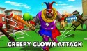 Creepy Clown Attack Android Mobile Phone Game