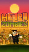 Help!! Zombies: Mowember Android Mobile Phone Game