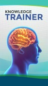 Knowledge Trainer: Trivia Android Mobile Phone Game