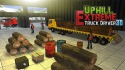 Uphill Extreme Truck Driver 3D Android Mobile Phone Game