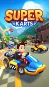 Super Karts Android Mobile Phone Game