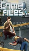 Crime Files Android Mobile Phone Game