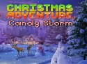 Christmas Adventure: Candy Storm Android Mobile Phone Game